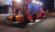 ESCHWEILER-14.10.2021/ca. 18:30: Nachtrag zum Großbrand im Braunkohlekraftwerk Weisweiler