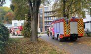 ESCHWEILER-20.10.2021/08:36: Brandmeldung in Seniorenzentrum
