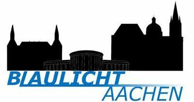 Blaulicht-Aachen